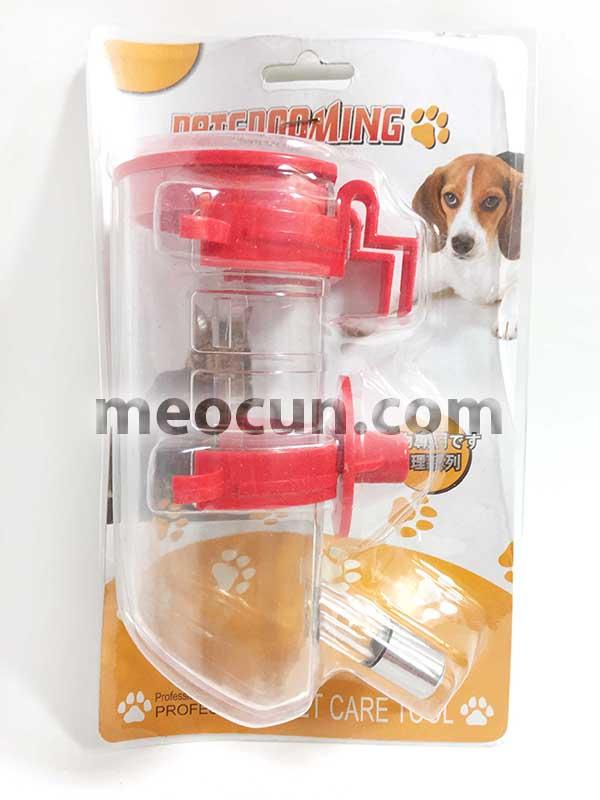 Bình nước treo chuồng cao cấp cho chó mèo - Mèo Cún Pet Shop 0946865620