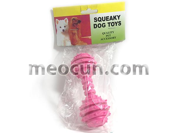pet toys cao su cho cho gam co be - xuong gam do choi cho cho - meocun.com
