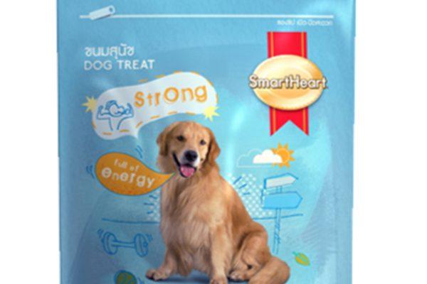 Thức ăn cho chó - Bánh xương cho chó giúp xương chắc khỏe