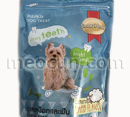 bánh snack smartheart khỏe răng - thức ăn cho mèo meocun.com