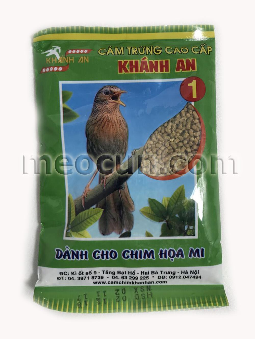 cám chim họa mi - thức ăn cho chim meocun.com