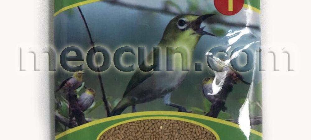cám chim khuyên - thức ăn cho chim meocun.com