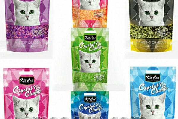 Cát vệ sinh cho mèo Crystal Clump - Mèo Cún Shop
