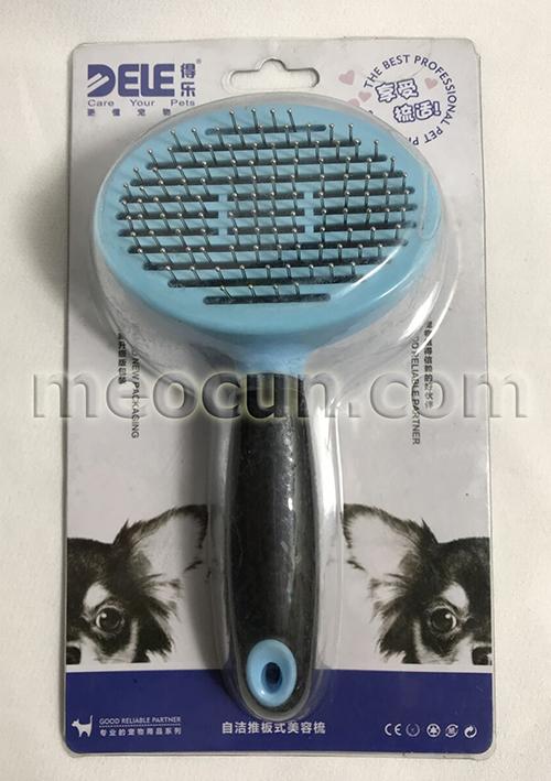lược bấm lông tròn cao cấp cho chó mèo - phu kien cho mèo meocun.com