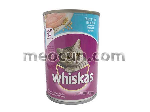 Pate cho mèo whiskas long - Thức ăn cho mèo meocun.com