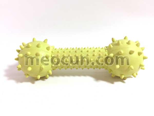 Pet toys cao su chó gặm cỡ to - xương đồ chơi chó mèo cao su