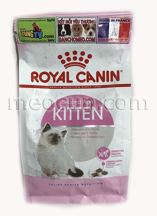 royal canin kitten cho meo - thức ăn cho meo meocun.com