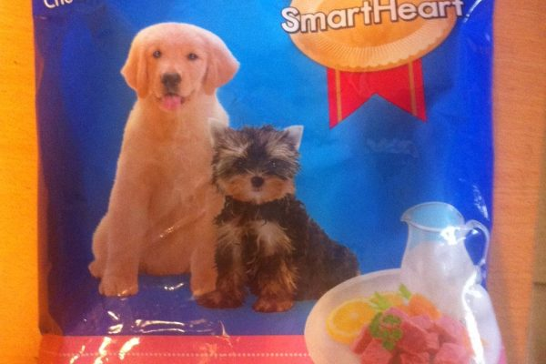 smartheart puppy 400g