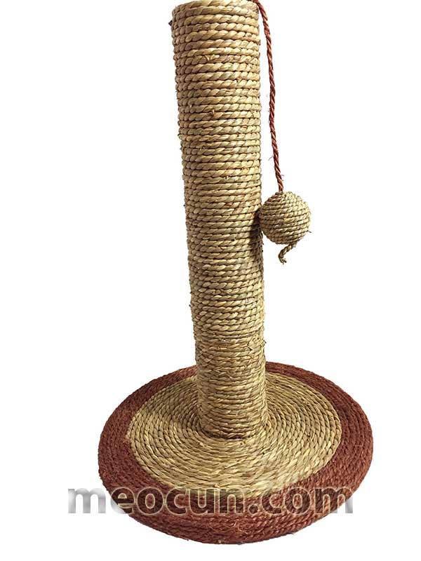 Tháp đồ chơi cào móng cho mèo - đồ chơi chó mèo meocunpetshop