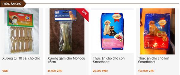 Thức ăn cho chó, đồ ăn cho chó mèo - meocun.com