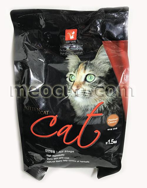 thức ăn cho mèo cat's eya - thức ăn cho mèo meocun.com