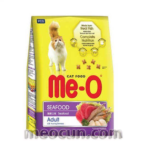 Thức ăn cho mèo lớn Me-o - Thức ăn chó mèo meocun.com