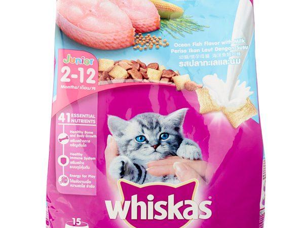 thức ăn cho mèo whiskas - thức ăn mèo