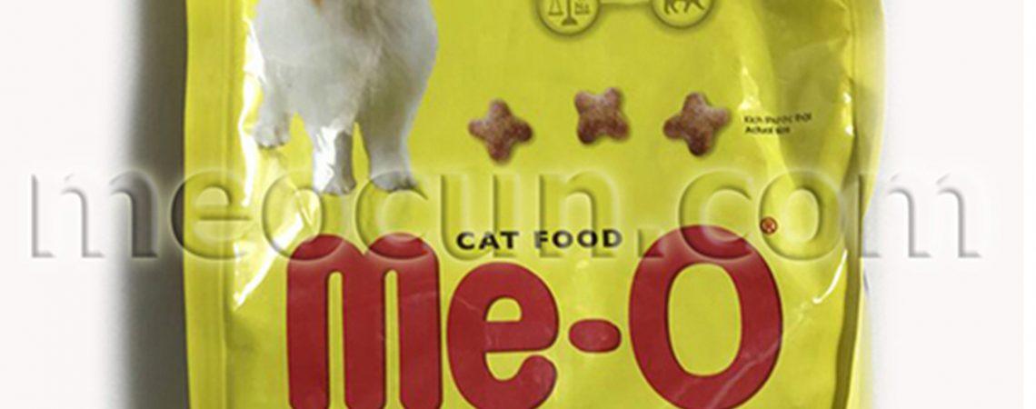 thức ăn cho mèo lớn me-o - thức ăn cho mèo meocun.com