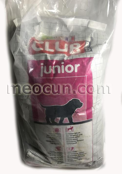 thức ăn royal canin club pro junior cho chó con - thức ăn cho chó meocun.com